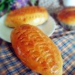 手工牛奶面包的做法