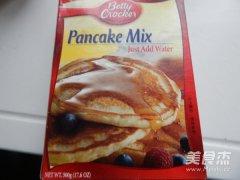 早餐-松饼的做法
