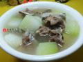 肉骨冬瓜汤的做法