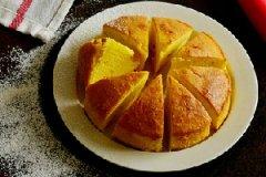 糖渍金橘黄油糕饼的家常做法
