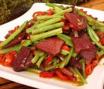 【芹菜炒牛肉】芹菜炒牛肉怎么做好吃_芹菜炒牛肉的营养价值