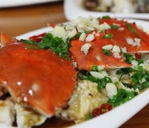 【梭子蟹死了能吃吗】梭子蟹的营养价值_梭子蟹隔夜可以吃吗