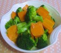 【西兰花胡萝卜的做法】西兰花拌胡萝卜的做法_西兰花拌胡萝卜的营养