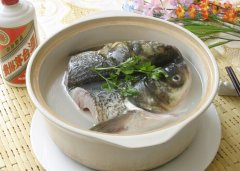 鱼头汤的做法