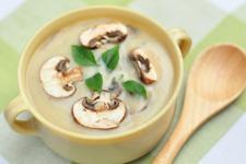 蘑菇汤的做法