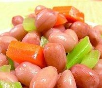 【凉拌花生米芹菜胡萝卜】凉拌花生米芹菜胡萝卜怎么做好吃