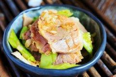 拍黄瓜拌猪腱子肉的家常做法