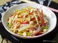 椒香土豆丝的做法