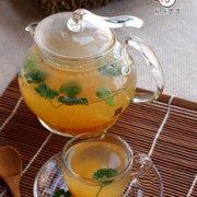 金橘薄荷茶 - 开胃又润喉的春季茶饮