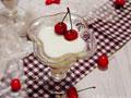 樱桃酸奶的做法