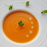 南瓜奶油浓汤的做法
