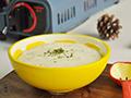 奶油蘑菇浓汤的做法