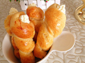 淡奶油夹心面包的做法