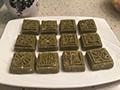 蜂蜜桂花绿豆糕的做法