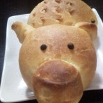 动物卡通面包