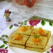 柚香法式土司的做法