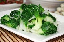 小白菜的家常做法