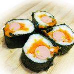 土豆胡萝卜寿司的做法