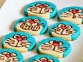 哆啦A梦饼干的做法