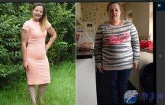 英国女子停喝可乐减重100斤,因乐中的含糖量太高