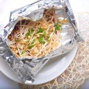 【锡纸金针菇的做法】锡纸金针菇的营养_金针菇的挑选