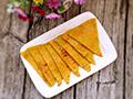 胡萝卜虾皮鸡蛋饼的做法