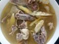 鲜笋胡萝卜老鸭汤的做法