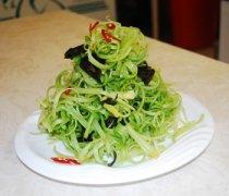 【凉拌芹菜的做法大全】凉拌芹菜怎么做好吃_凉拌芹菜的食用功效