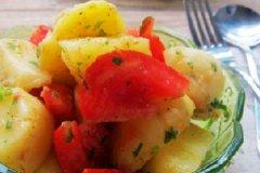 油醋汁土豆沙拉的做法