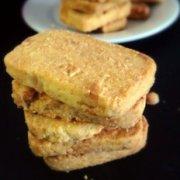 花生酥饼的做法