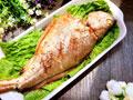 烤黄花鱼的做法