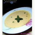 香草奶油南瓜汤的做法