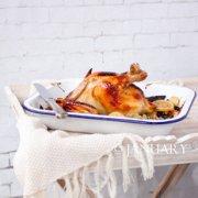 芳香烤鸡的做法