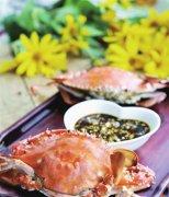 【清蒸梭子蟹的做法】清蒸梭子蟹怎么吃