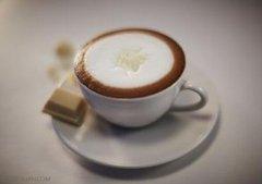 拿铁咖啡的功效与作用