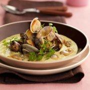 【淡菜汤】淡菜汤的做法_香菇木耳淡菜汤