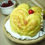 椰蓉蝴蝶面包的做法