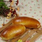 牛奶紫薯面包卷