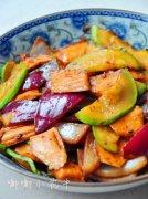 豆豉炒杂菜