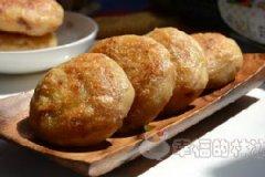 肉沫土豆饼的家常做法