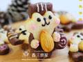 [香兰世家]快乐松鼠饼干的做法
