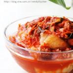 韩式泡白菜的做法