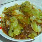 大头菜炖粉条