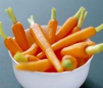 【胡萝卜怎么切片】胡萝卜怎么切丝_胡萝卜切片可以做面膜吗