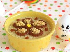 枣泥小米粥 适合孩子的小米粥的做法