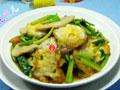 大豆蛋白芹菜炒鹌鹑蛋的做法