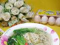 榨菜生菜汤面的做法