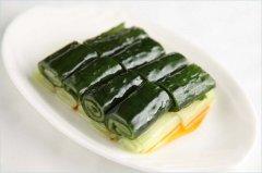 腌黄瓜咸菜的做法
