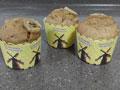 粗粮酸奶花生酱香蕉玛芬的做法