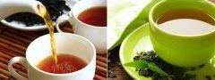 红茶和绿茶哪个好?